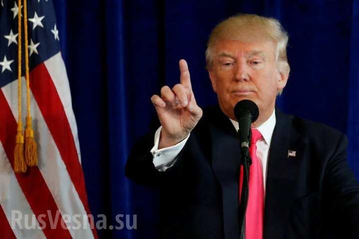 Откроет ли Трамп «второй фронт» в новой мировой войне