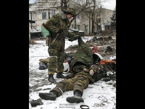 Углегорск, зимний бой ополченцев в прямом эфире! ДНР, ЛНР, АТО! НОВОСТИ 2017