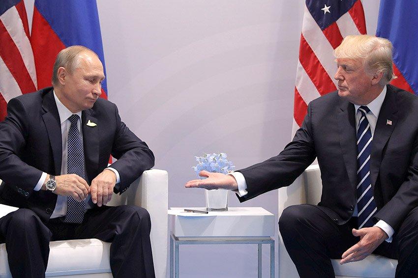 Трамп усомнился в реализации одной из договоренностей с Путиным