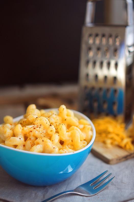 Самые вкусные макароны с сыром