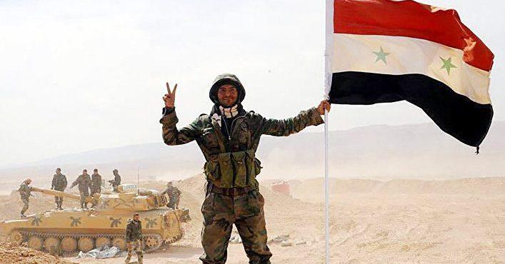 Cнятие осады Дейр-эз-Зора рушит американские планы (Al-Watan Syria, Сирия)