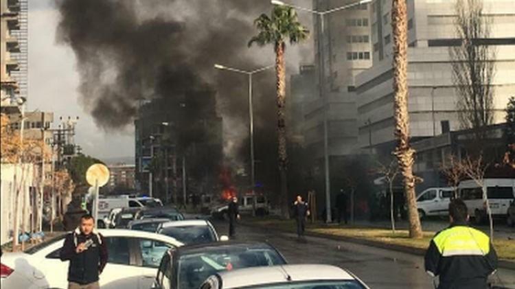 Взрыв прогремел на заводе в Турции, есть погибшие