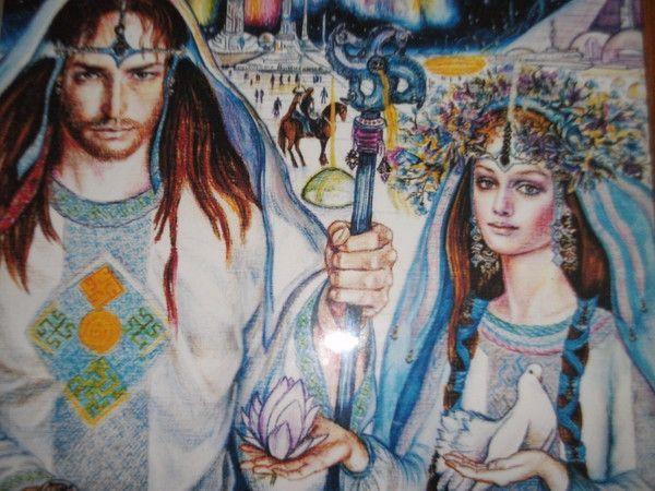 День Даждьбога и Марены
