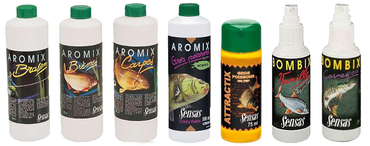 ароматизаторы при ловле хищника