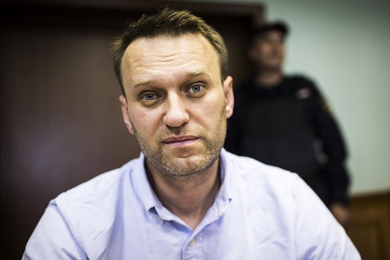 Окончание ареста Навального