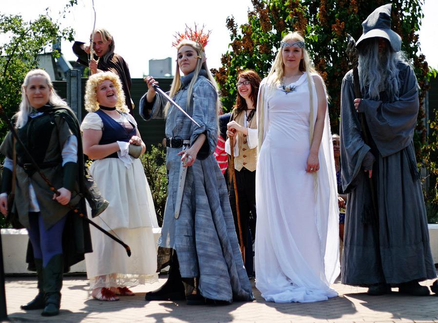 О преданиях Мордора