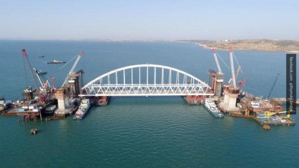 Крымский мост запустит необратимые процессы на Украине