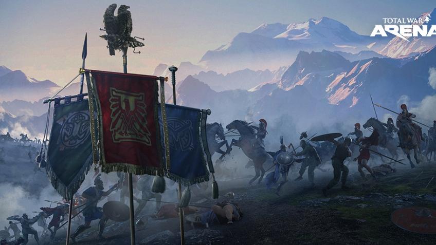 Игромания раздаёт ключи на закрытую бету Total War: ARENA
