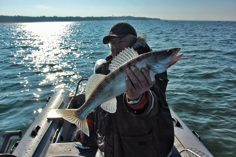 видео рыбалка на балтике