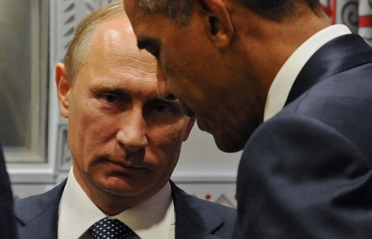 Кто кого, Путин или Обама?