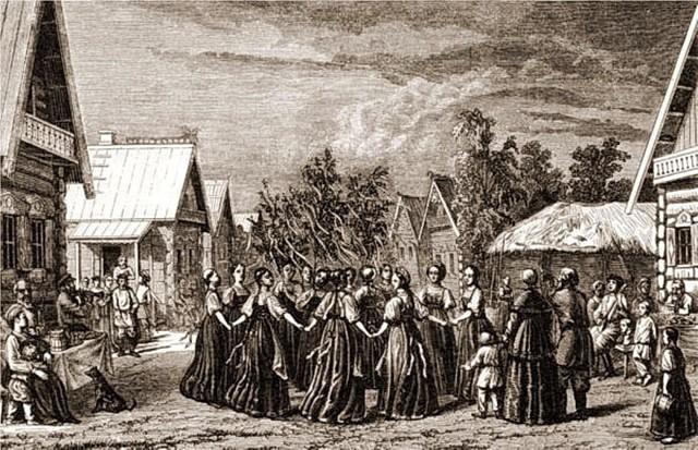 """Состояние дел в России в 1850 году: """"В России люди живут свободно, являются хозяевами своей воли"""""""