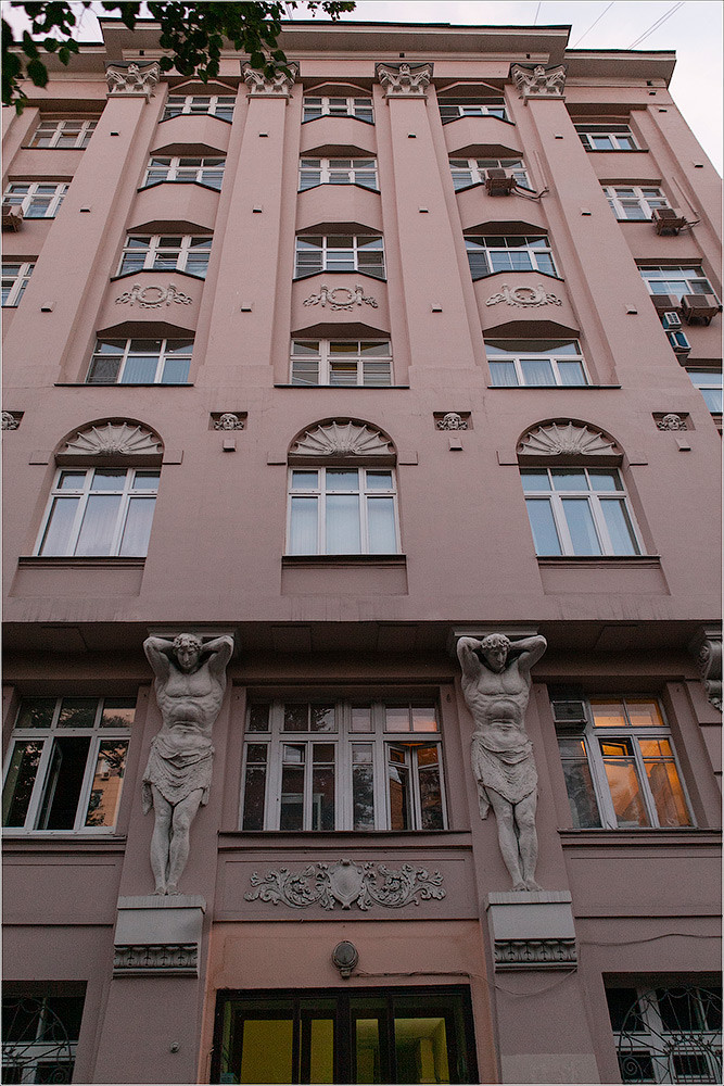 Московские улочки история, москва, факты, фото