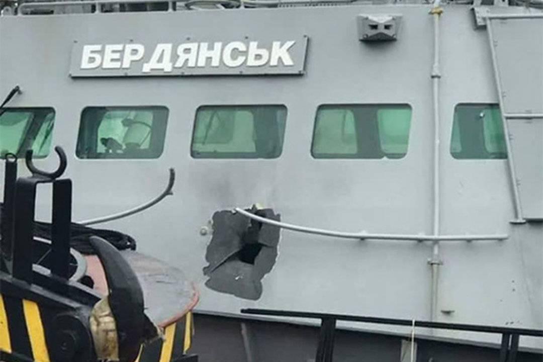 Керченский инцидент: Россия предложила Украине выход из конфликта
