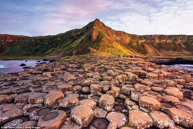 """""""Мостовая гигантов"""", памятник природы в Северной Ирландии красиво, планета, природа, путеводитель, путешествия, туризм, фото, чудо природы"""