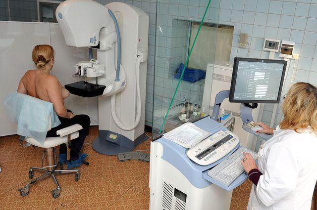 Пройти маммографию пермь