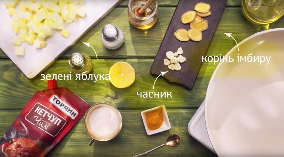 Рецепты:Хот-дог с яблочным чатни и кислой капустой, рецепты 1