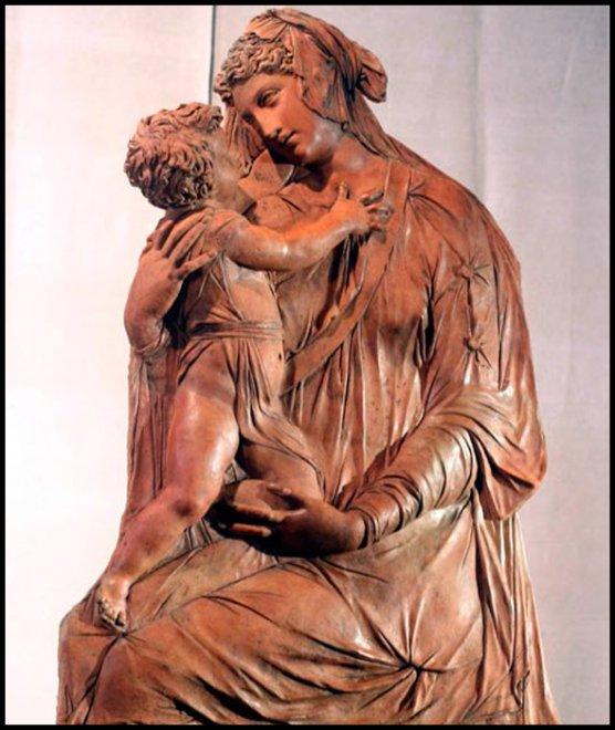 скульптура Стиль Ренессанс, эпоха Возрождения