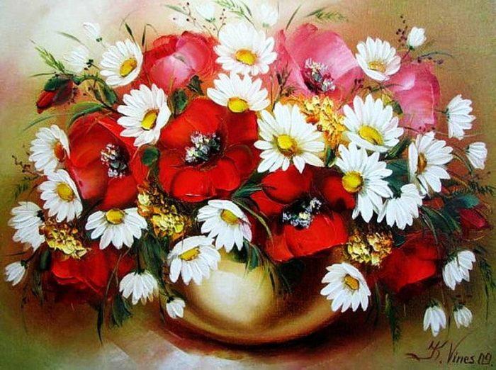 художник Екатерина Сенив картины – 20