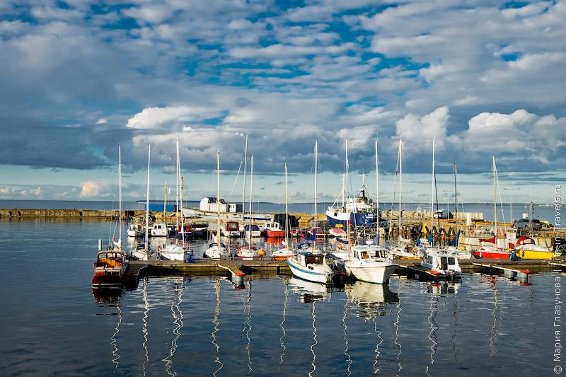 Морская гавань