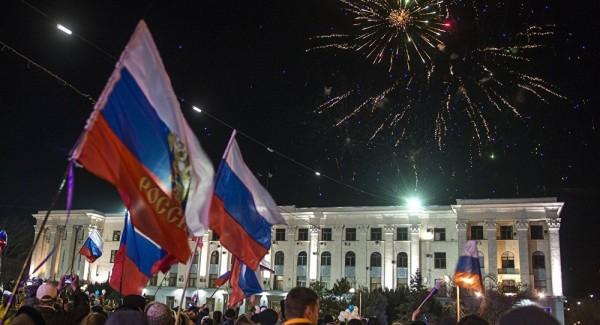 Как в Крыму отпразднуют пяти…