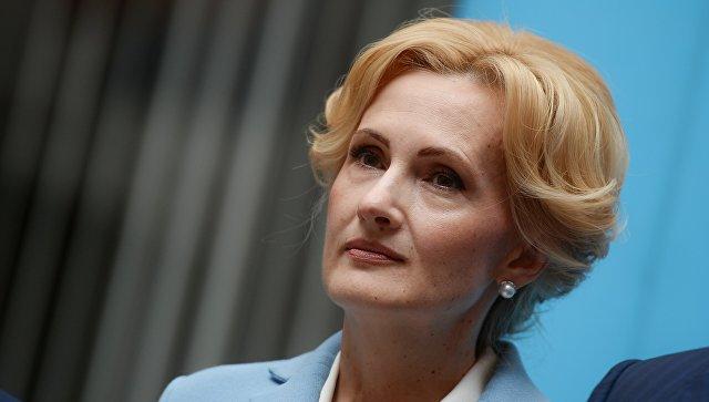 """Яровая считает истеричными слова о """"нулевом"""" вкладе России в борьбу с ИГ"""