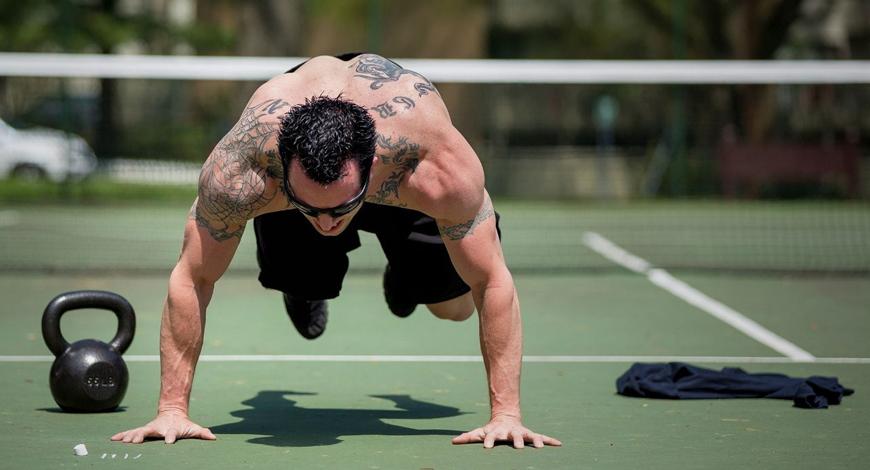 Тренировка коммандос: как качаются элитные бойцы