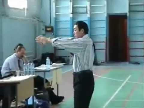 Канчо Мацушима, семинар и Дан-тест (Часть 3)