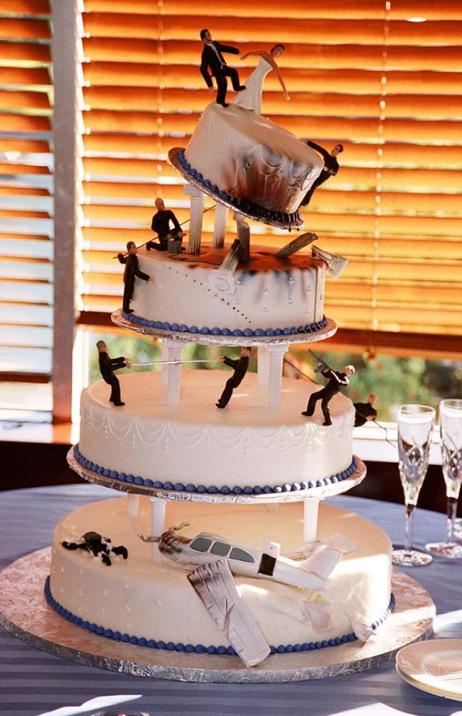 Шикарные торты, которые жалко есть