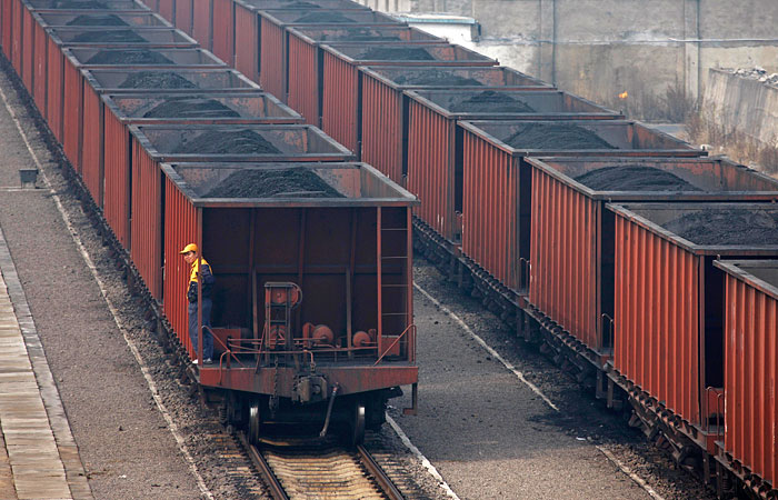 Практически 70 процентов импортированного Украинским государством угля поступило из РФ