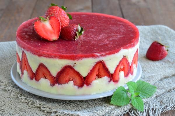 Десерты на День святого Валентина: рецепты десертов с клубникой