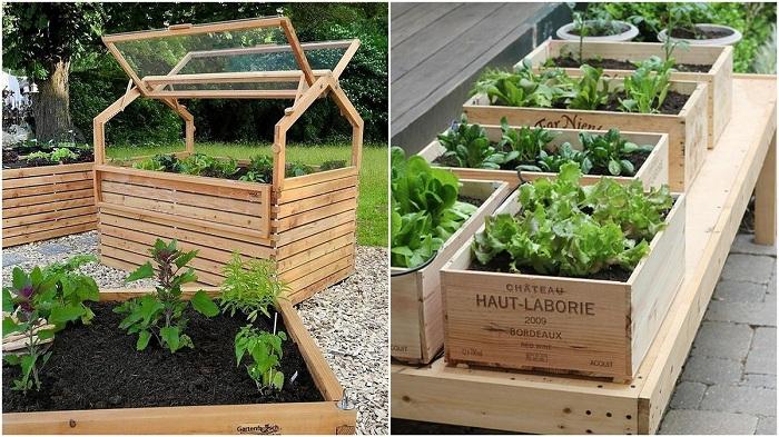 Прекрасный весенний сад: 17 отличных идей для грядок