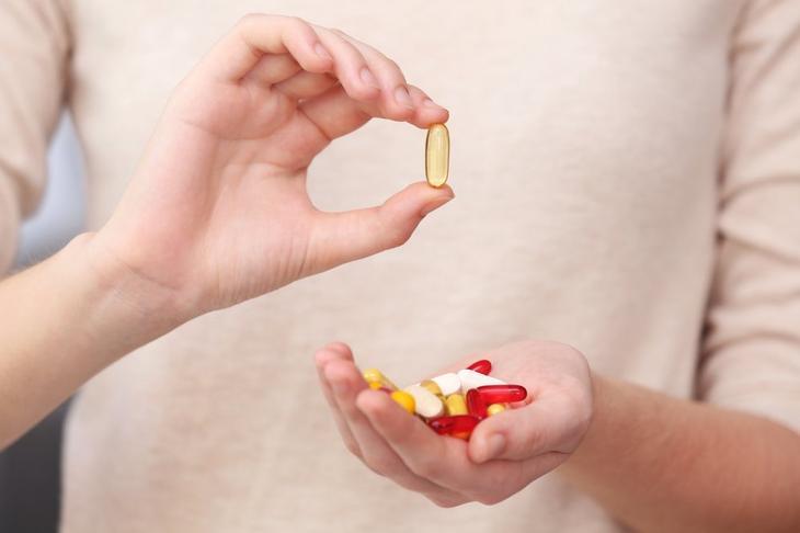 11. Витамины без рецепта врача