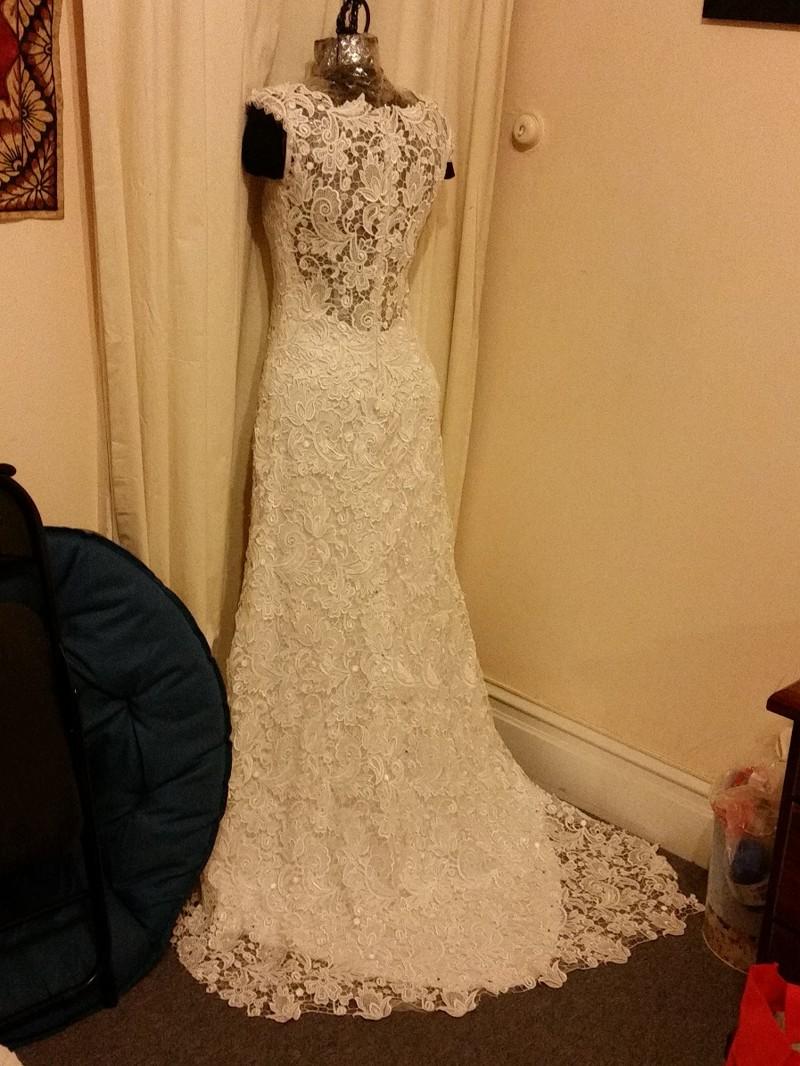 Какая спинка! платье, своими руками, создание