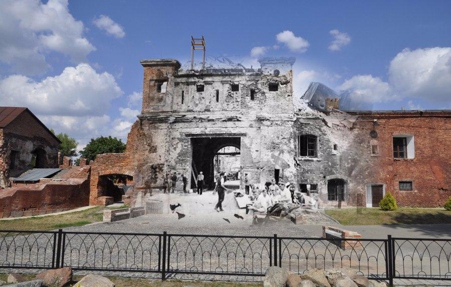 Брестская крепость стала символом стойкости наших солдат