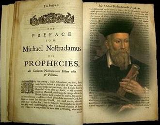 Тысяча и одна быль Мишеля Нострадамуса