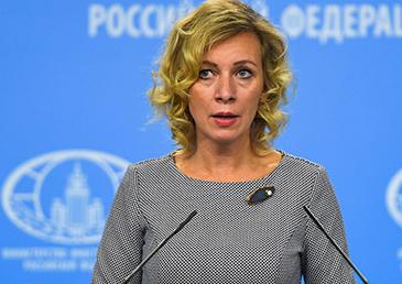 Захарова заявила о возможном ответе на давление на российские СМИ в США