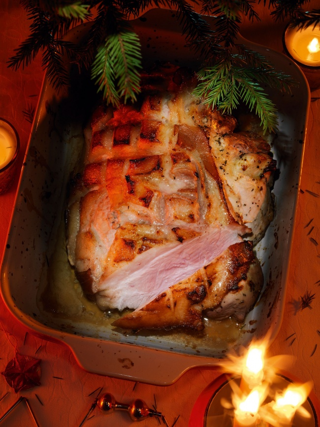 Простые рецепты для тех, кто хочет приготовить на Новый год что-нибудь новенькое