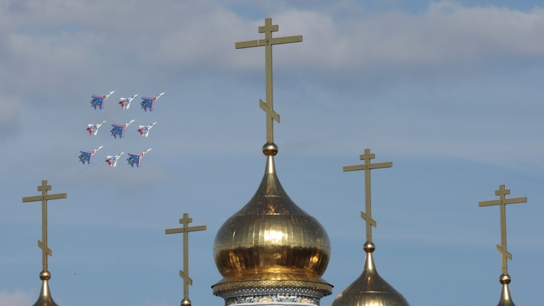 Huffington Post: Россия заслужила дань уважения от Запада