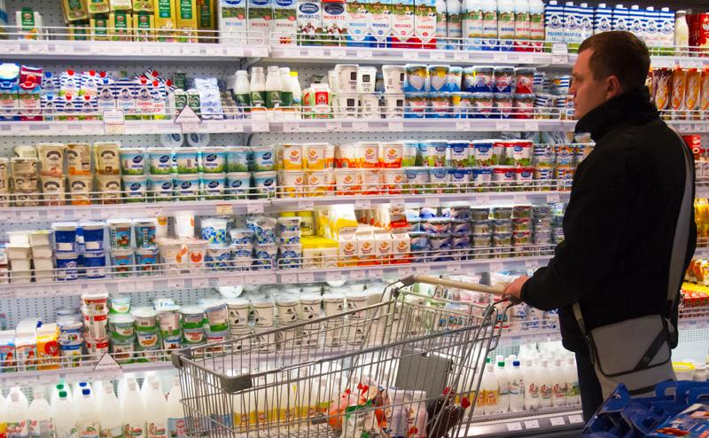 Продовольственную безопасность РФ рушитиностранный капитал