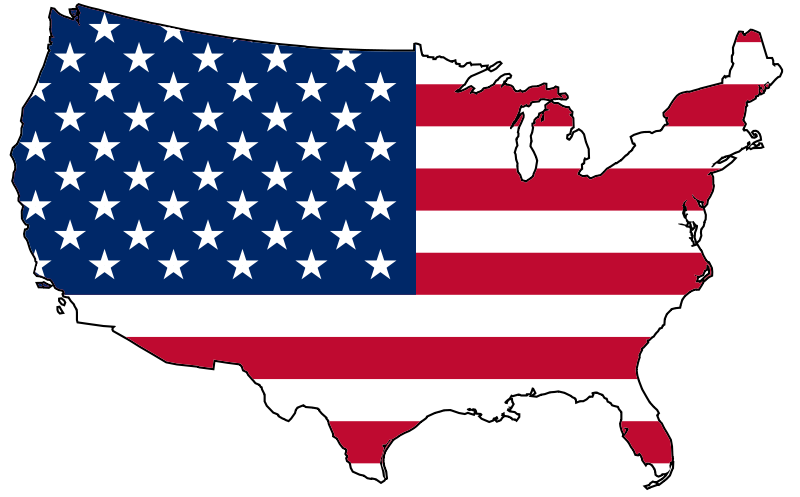 50 фактов о США и американцах
