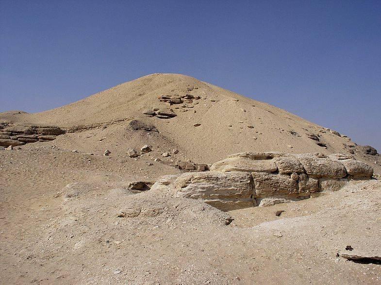 Война, золото и пирамиды… Конец эпохи пирамид (Часть десятая)