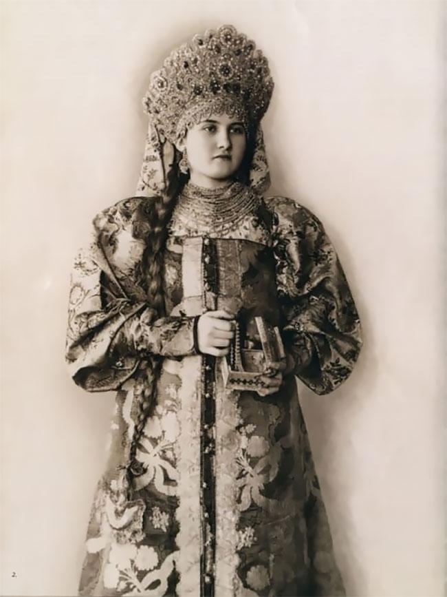 Славянская красота: старинны…