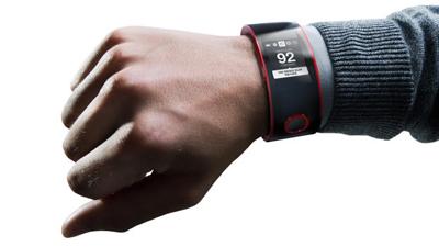 Nissan представила «умные часы» для водителей
