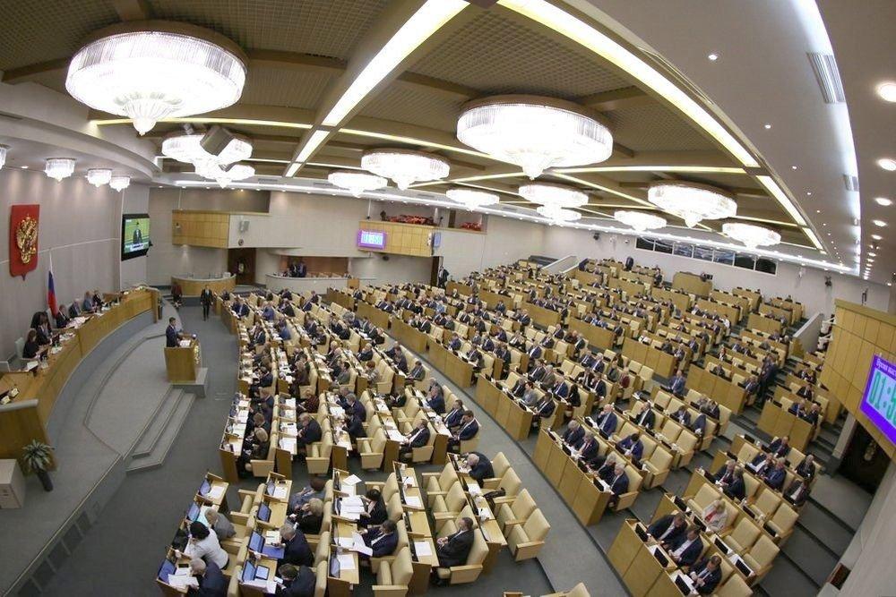 В Госдуме оценили идею удвоения МРОТ