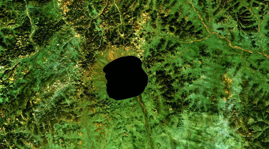 7 самых крупных и необычных метеоритных кратеров России