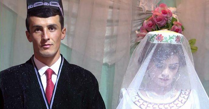 Пользователи обсуждают убитое горем лицо невесты, которую президент Таджикистана насильно выдал замуж