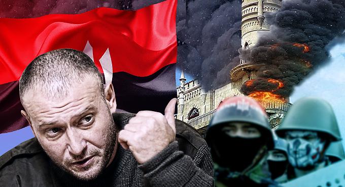 Ярош требует запретить возвращаться домой украинцам, работающим в России