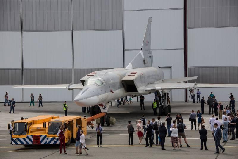 Ту-22М3М: модернизация, достижения и планы