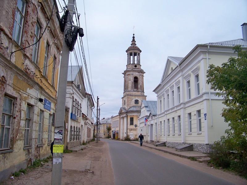 Полностью сохранились несколько дореволюционных кварталов Города России, Тверская область, красивые места, пейзажи, путешествия, россия, торжок