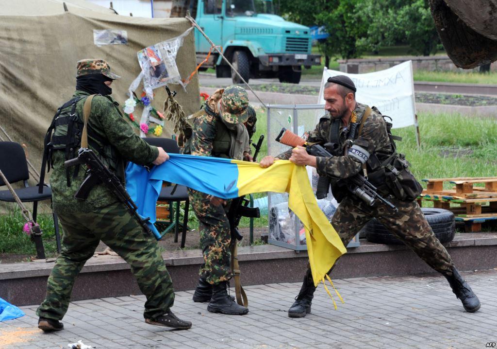 Война на Востоке Украины теперь потеряла всякий смысл